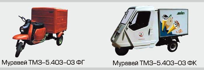советские мотороллеры