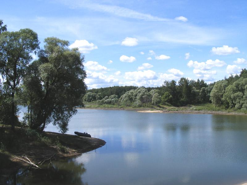 Можайское водохранилище